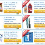 Frigo Cheese, Ocean Spray Mocktails, Brita Filters, OxiClean + More – Printable Coupons