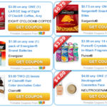 Eight O'Clock Coffee, Sargento Cheeses, Energizer Batteries + More – Printable Coupons