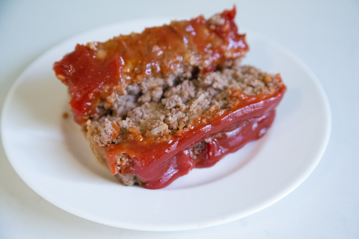 ritzy meatloaf