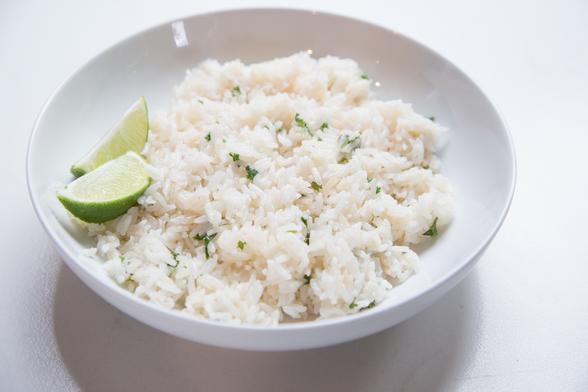 Side dish or add some protein and make this a main dish either way the Instant Pot Cilantro Lime Rice is a real winner and can be found on 5 Dollar Dinners!!!