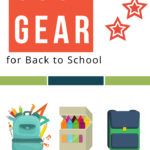 Cool Gear for Back to School from 5DollarDinners.com