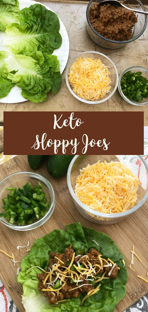 Need a quick, easy, and healthy meal option without the carbs? These Keto Sloppy Joes are just the thing! Find the recipe on 5 Dollar Dinners!