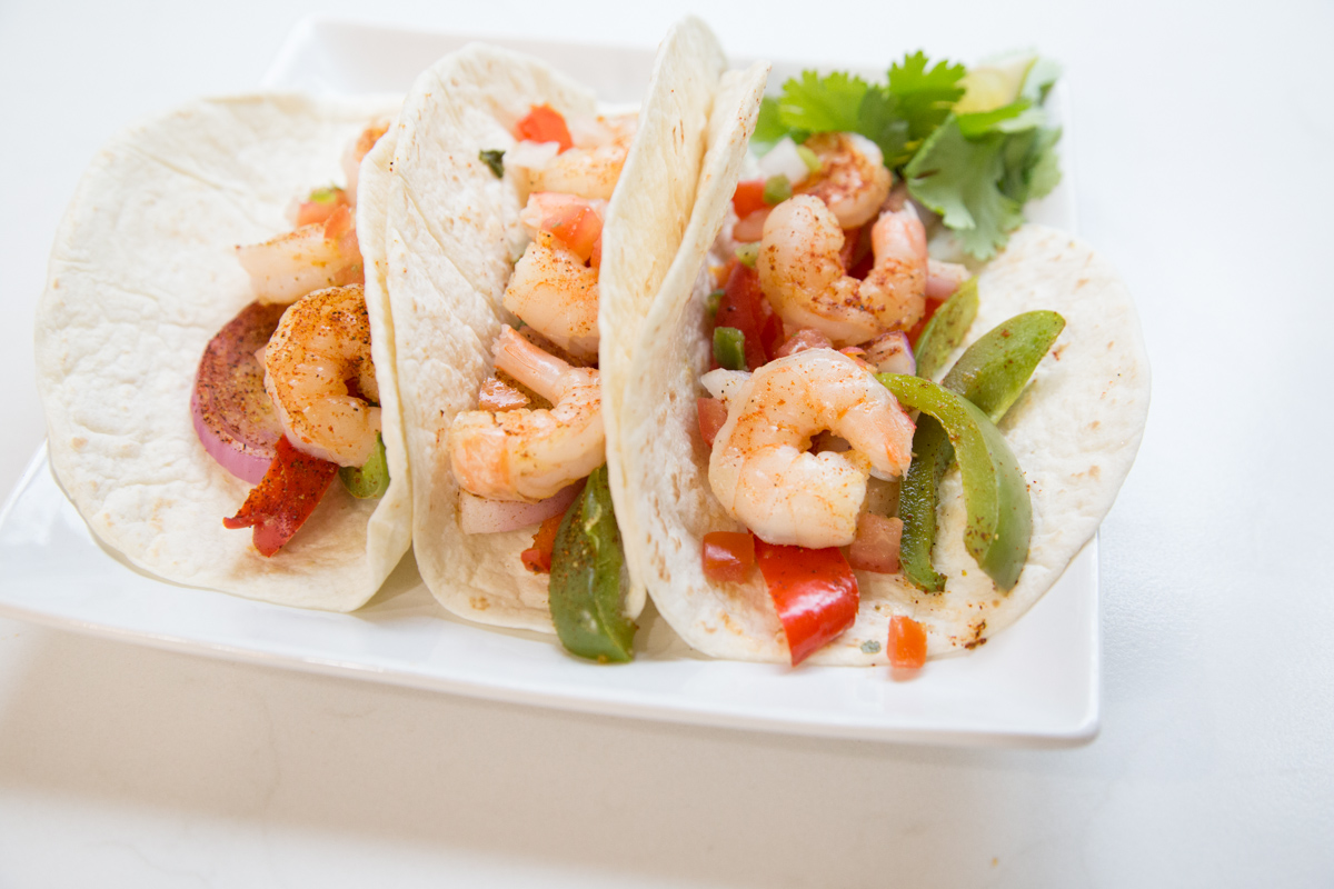 If you need a quick, easy, and delicious meal then this one is for you, Sheet Pan Shrimp Fajitas! Find all the details on 5DollarDinners.Com