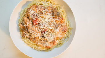Best and easiest Chicken Parmesan Recipe