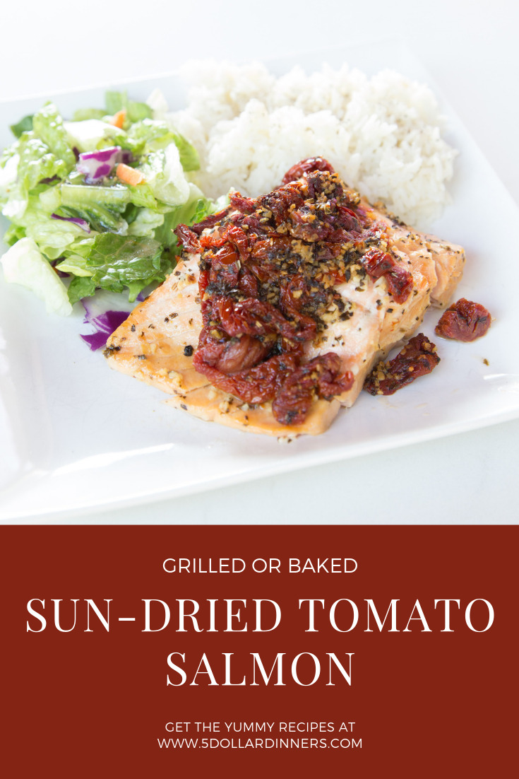 sun-dried tomato salmon