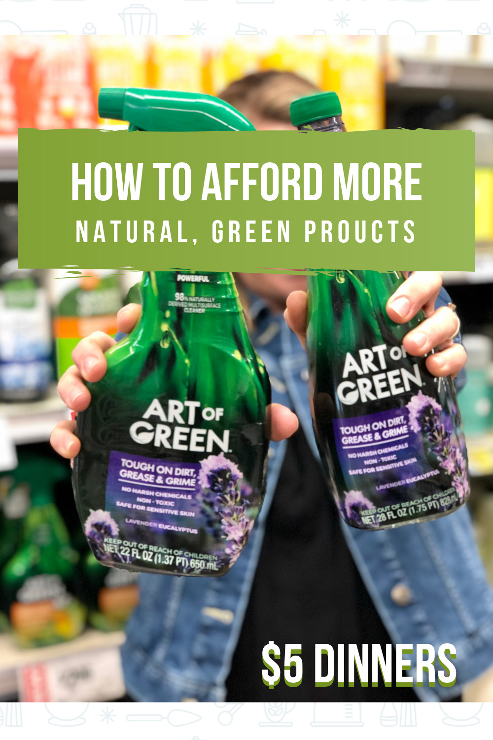 5 Ways to Afford More Natural Products and Ingredients