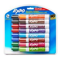 EXPO Dry Erase Markers, 16 Count