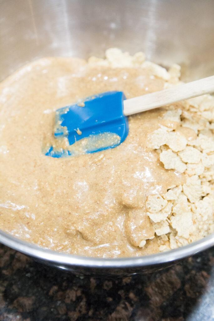 Salted Caramel Scotheroos