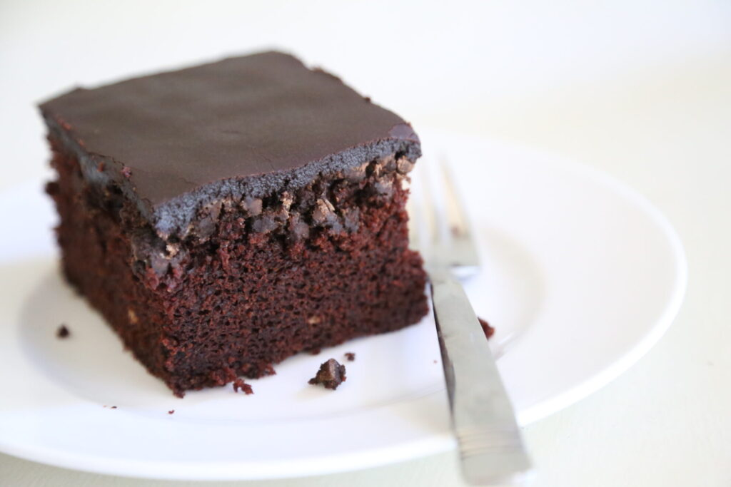 quarantine cake depression cake