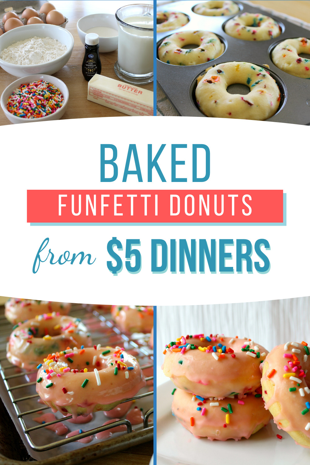 How to Bake Donuts