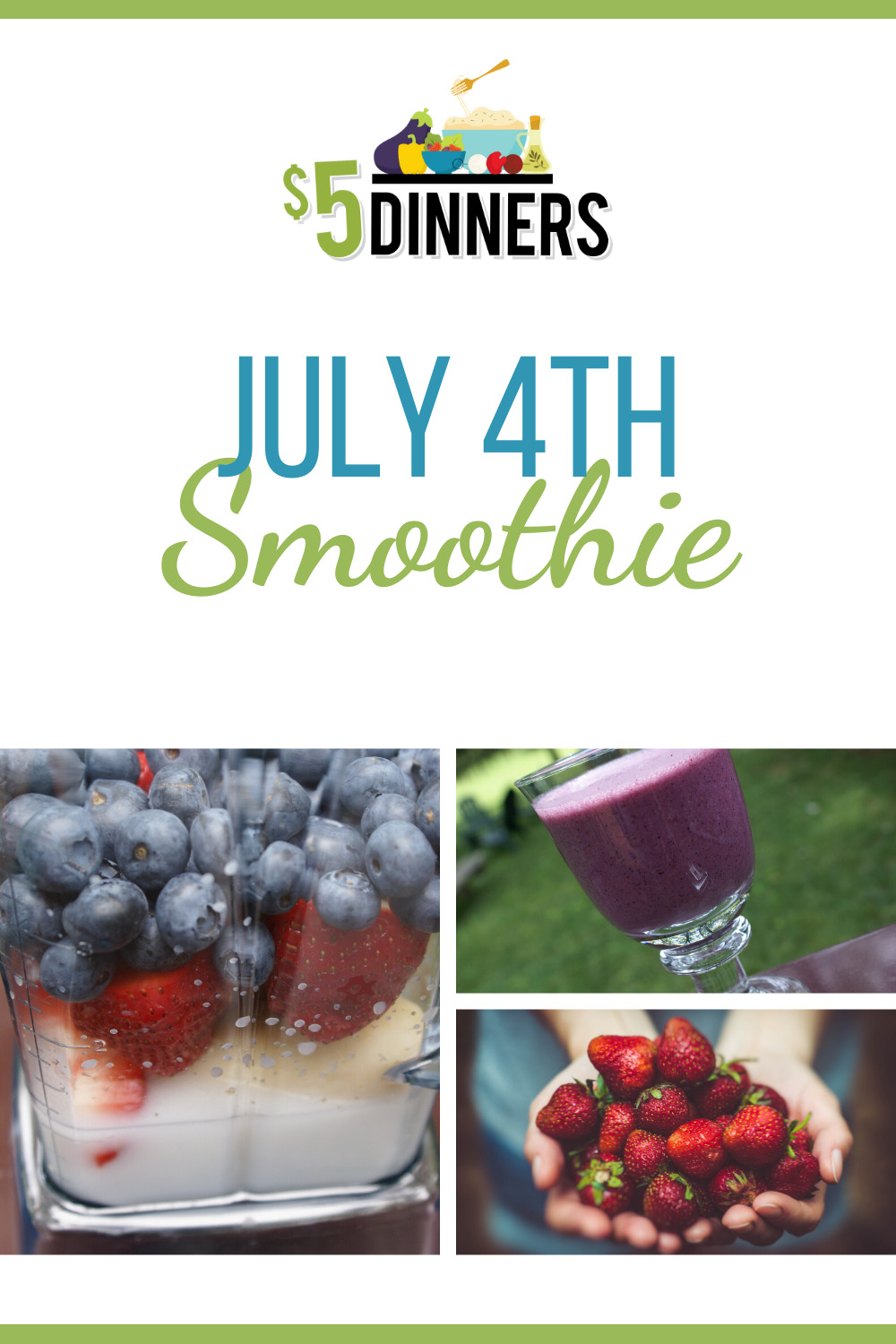 july 4th smoothie