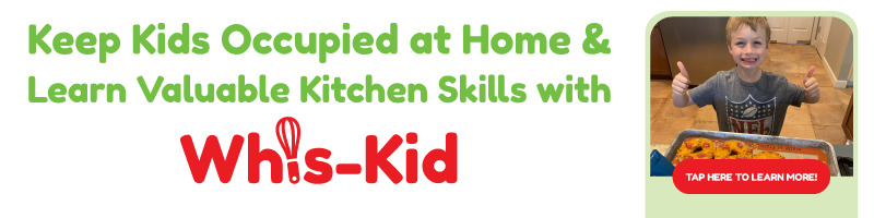 Cooking Curriculum and Life Skills for Kids!