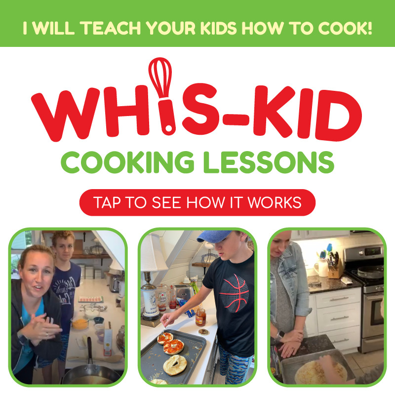 Whis-Kid Cooking Lessons