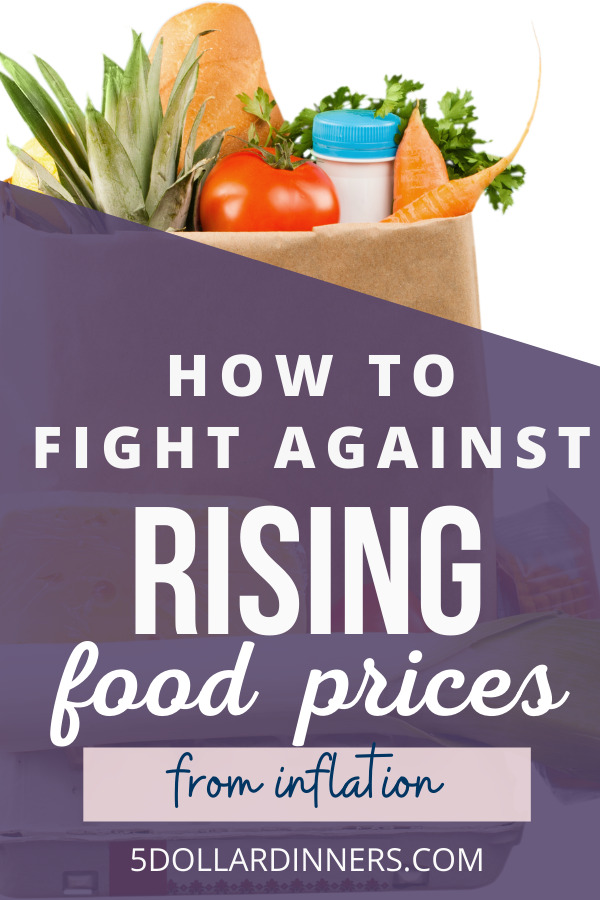 Fight food prices inflation