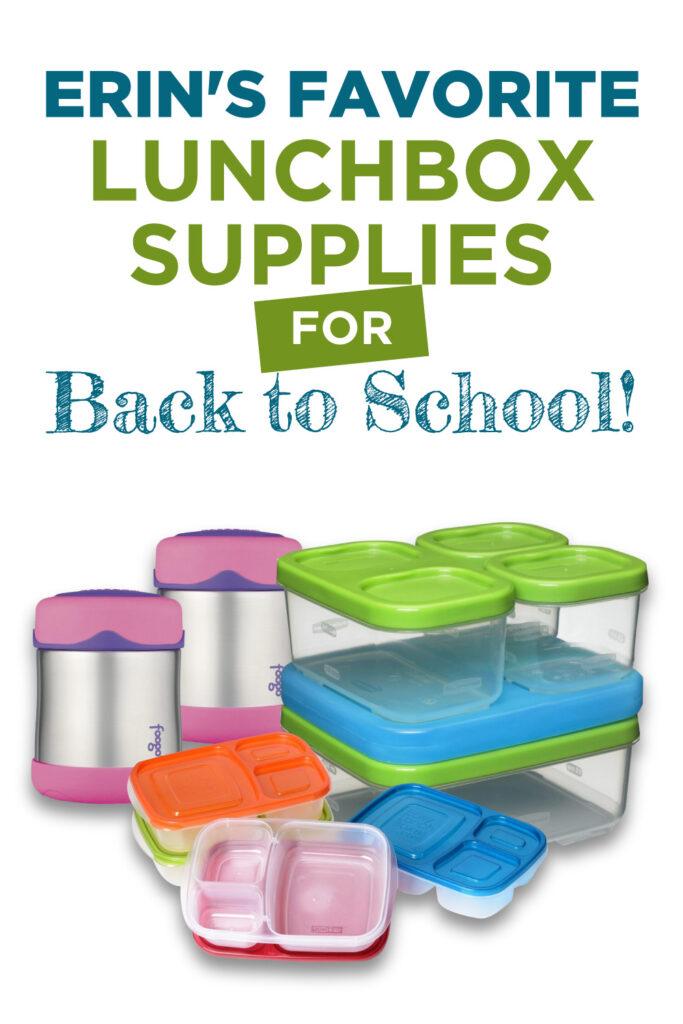 best lunchbox supplies