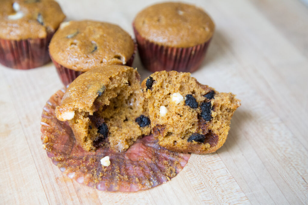 cinderella latte muffins and quick bread