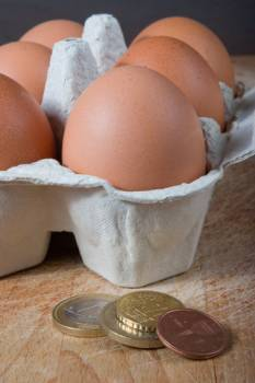 eggcheapfood 5 Healthy and Frugal Super Foods